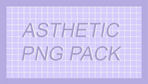 +Aesthetic Png Pack