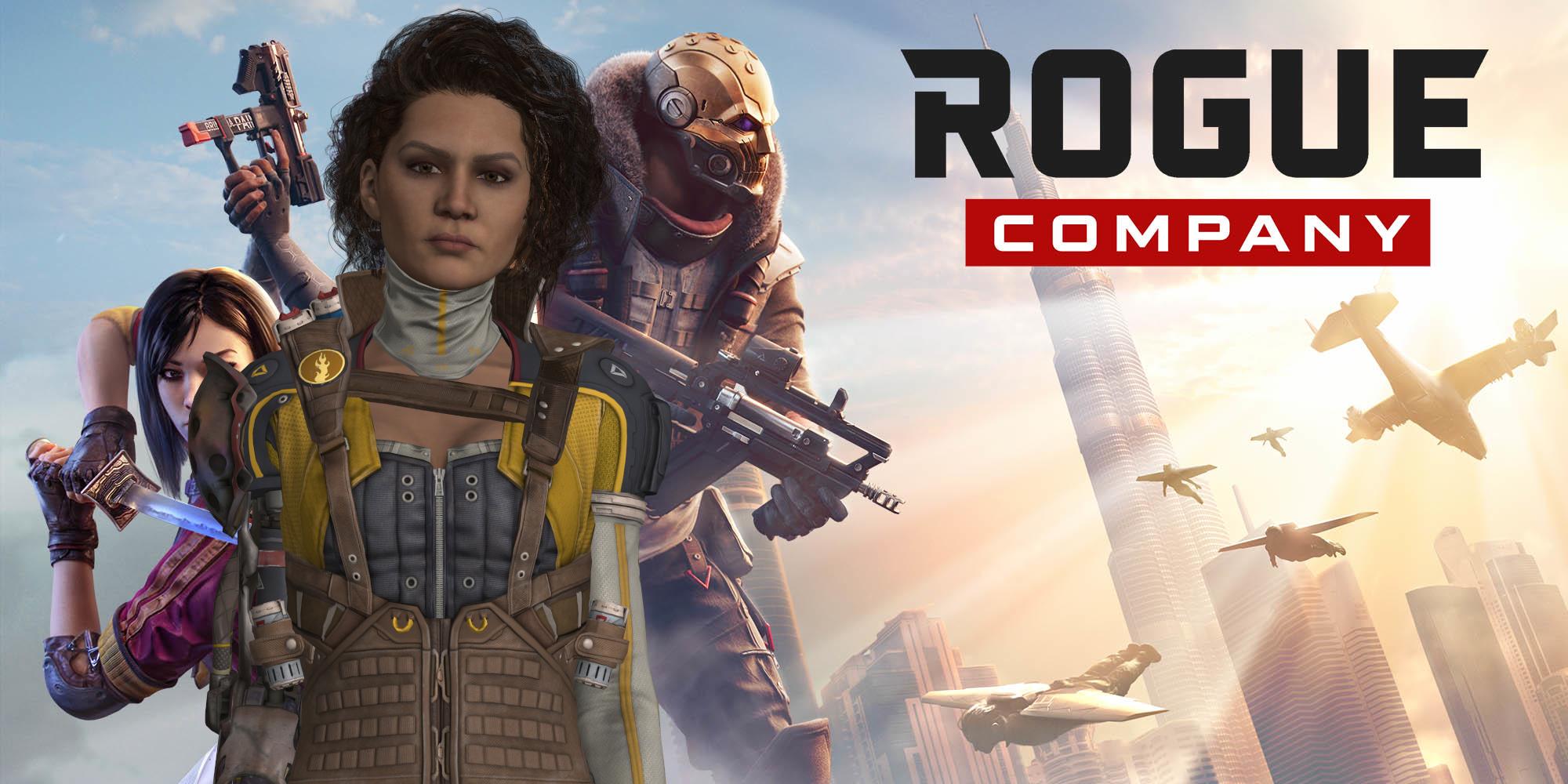 Rogue Company Scorch