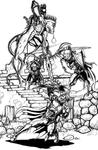BW Ephesians 6 Warfare