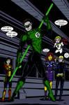 Green Lantern Twist