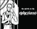 Paul writes to the Ephesians