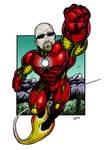 Iron man Hero treatment