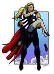 Thor Hero treatment
