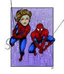 Spidegirl / Spiderman Hero Treatment