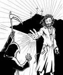 Bible Versus: Jesus versus Death