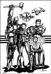 Pax Avalon Poster by ReeceFriesen