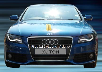 Audi A4 (B8) by Xuton
