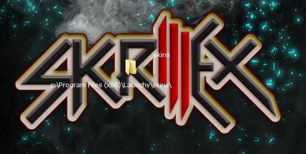 Skrillex by Xuton