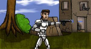 Shootin Clone Trooper