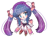 Tiny Floaty Bean Commission | Oimayo by SparksTea