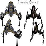 Crowning Glory Stock 2 by TinusDream