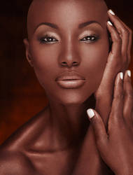 Rollover Retouch: afr-am beauty by real-touch