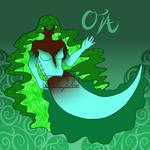 [OPEN] Bioluminescent Mermaid (OTA) by Purple-Zebra-Product
