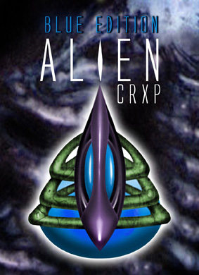 Alien crxp orange for CursorFX