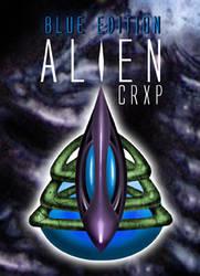 Alien crxp blue
