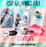 3 PSD Graphics File