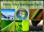 Mimic Vista Wallpaper pack