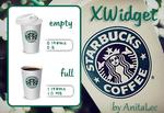Starbucks Recycle for XWidget