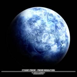 Planet Resources - Frozen Plan by Qzma