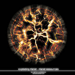Planet Resources - Exploding