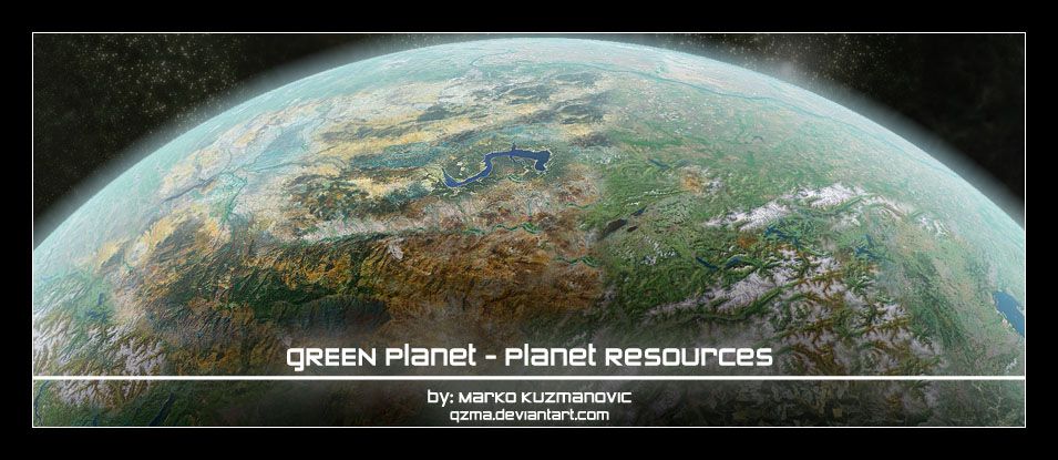 Planet Resources: Green Planet
