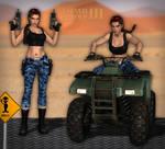 Lara Croft TR3 - Nevada