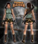 Lara Croft TR1 - Classic