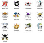 One Piece Icons