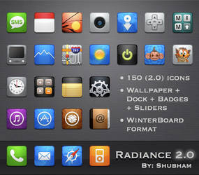 Radiance 2.0 for iPhone