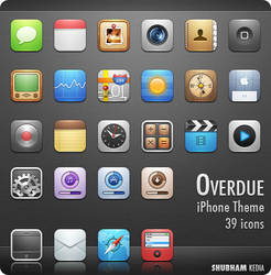 Overdue for iPhone