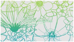 6 Flora Brushes
