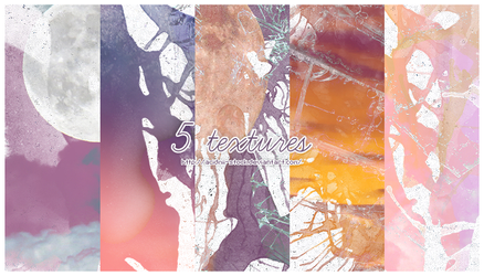 5 textures