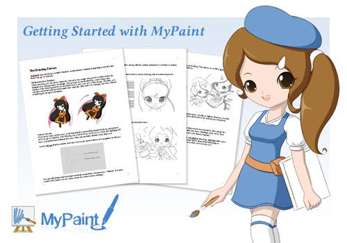 MyPaint - Getting Started