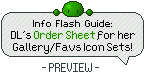 GIS Order Sheet! - Update 4. LOTs of NEW Stuff!! by Drache-Lehre