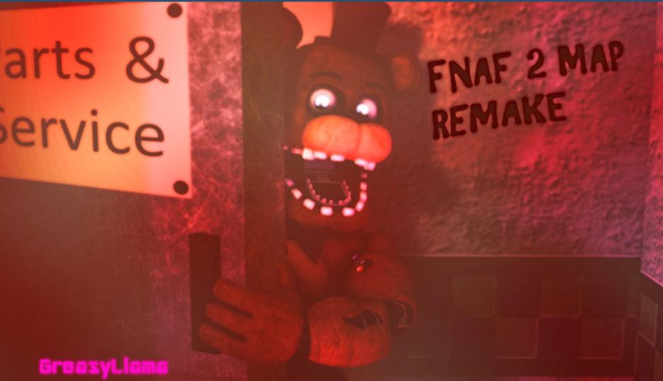 FNaF 2 Remake Map (ERROR FIX TUTORIAL) by SFMAbdul on DeviantArt