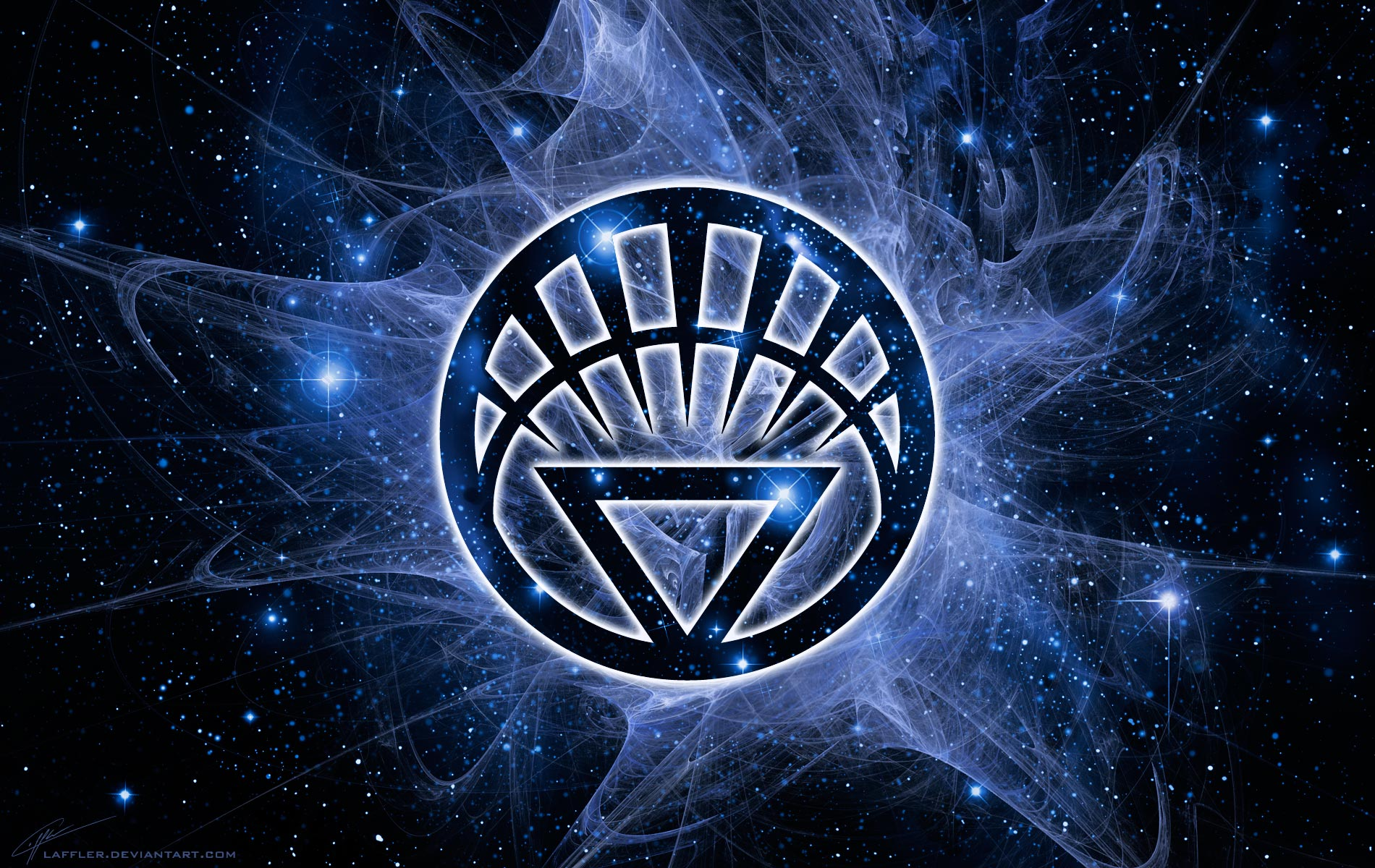 white lantern corps wallpapers by laffler on deviantart