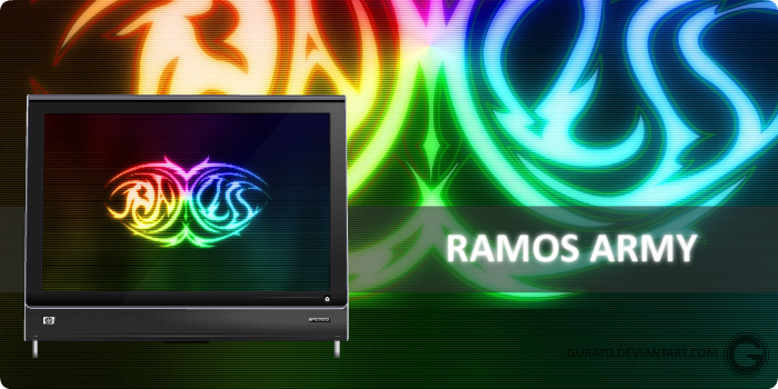 Ramos Army by Gurato