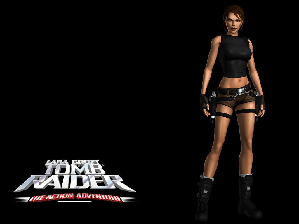 Tomb Raider Action Adventure by HailSatana