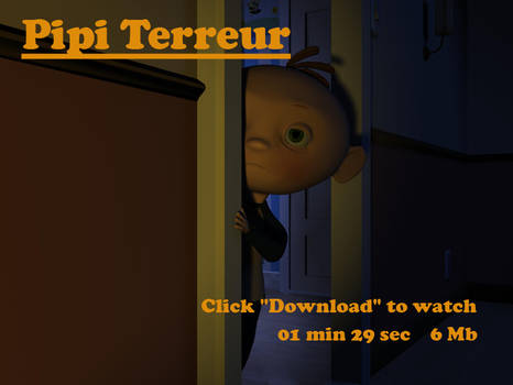 Pipi Terreur - The Movie