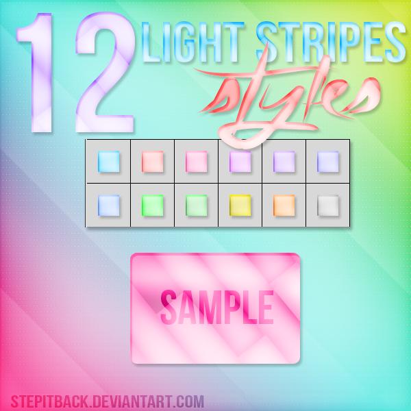 +Light Stripes Styles. by StepItBack