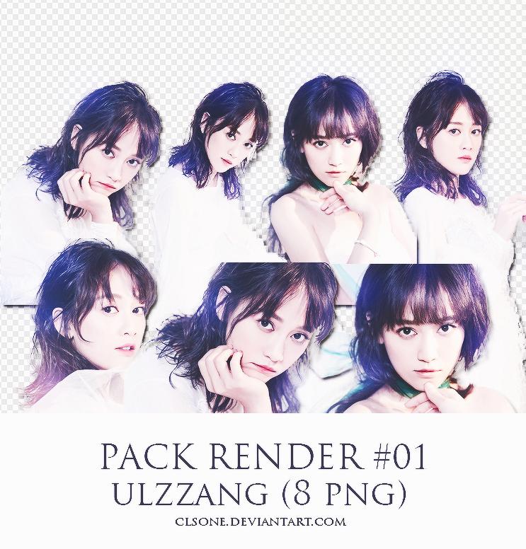 170401 - PACK RENDER #01 by CLSone