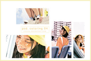 psd coloring #04 by CLSone