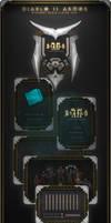 Diablo II Armor