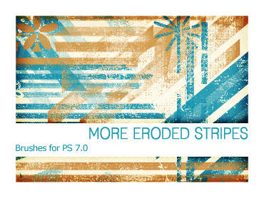 More Eroded Stripes PS 7.0 by Pfefferminzchen