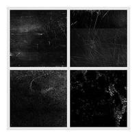 Black and White Textures Set 1 by Pfefferminzchen
