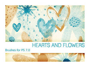 Hearts and Flowers PS 7.0