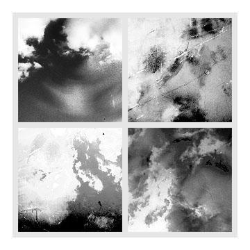 Black and White Textures Set 3 by Pfefferminzchen