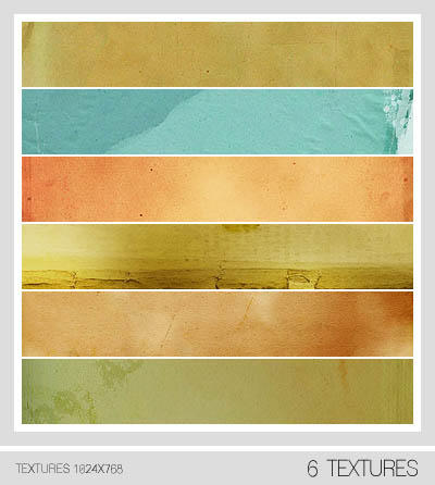 Assorted Textures Set No. 1 by Pfefferminzchen