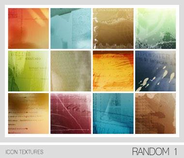 Icon Textures - Random 1 by Pfefferminzchen