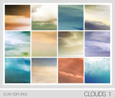 Icon Textures - Clouds 1